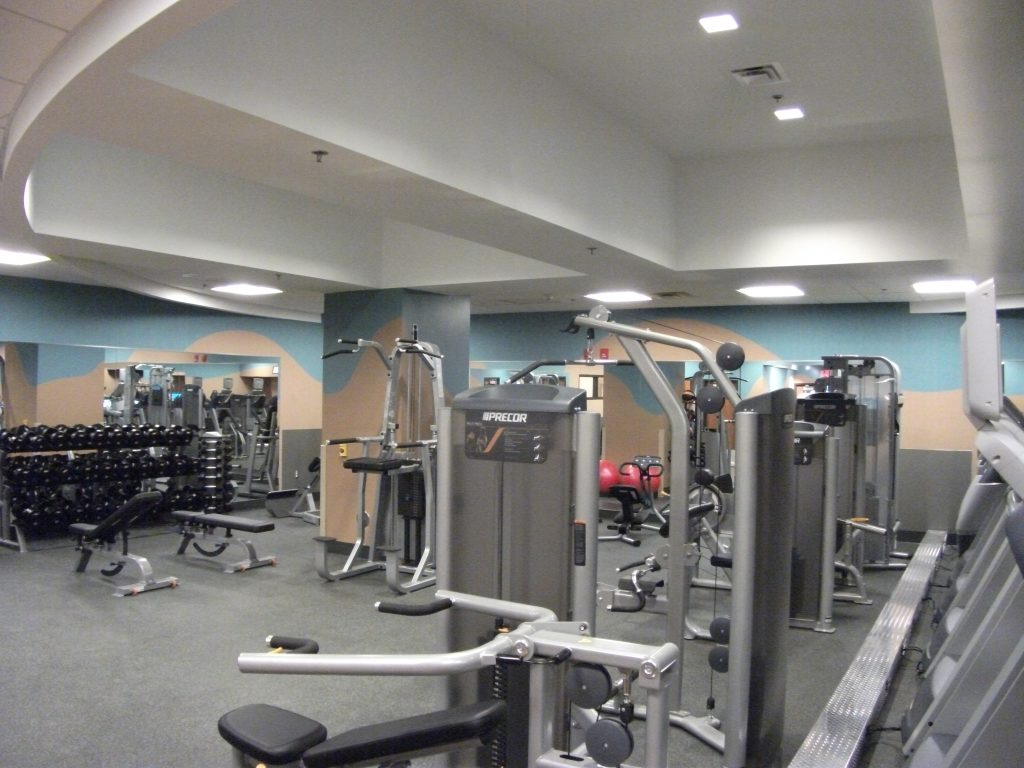 ECMC Employee Fitness Center