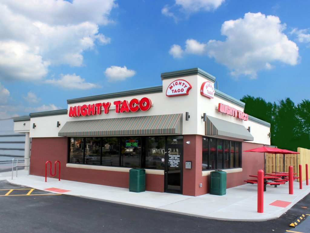 Mighty Taco – 23 Locations