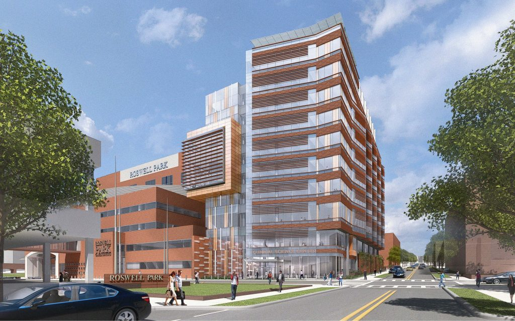 Roswell Park – Scott Bieler Clinical Sciences Center